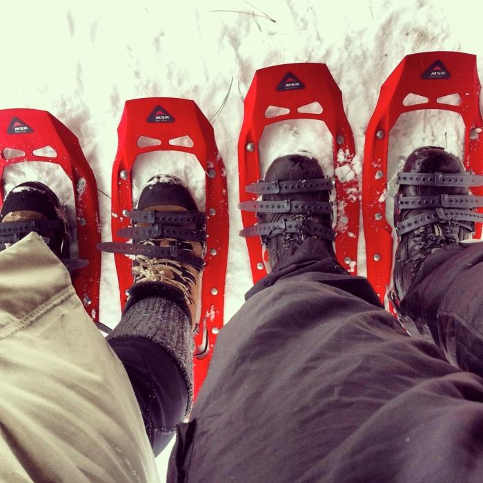 Duo de MSR Ascent