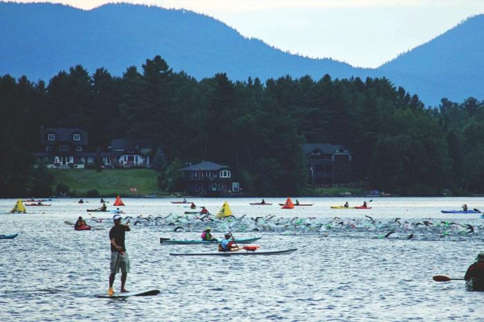 Miroir Lake